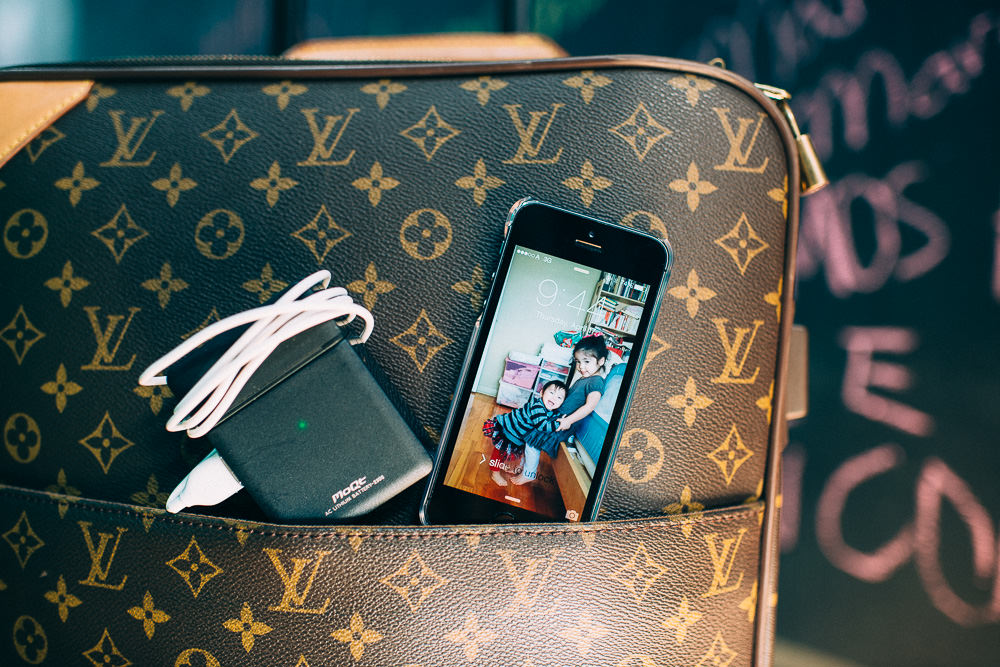 What's In Her Bag: Kei Izawa (6)
