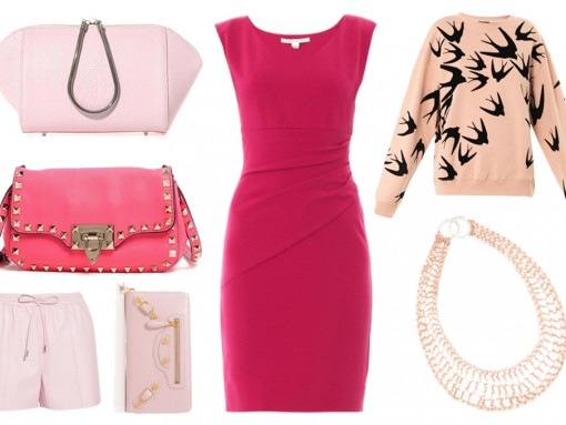 Want It Wednesday Pink