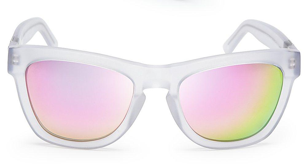 Westward Leaning Mercury Seven Mirrored Sunglasses
