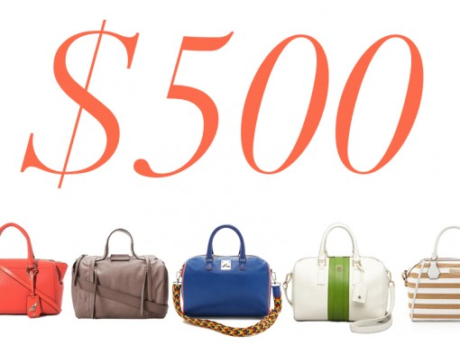 5 Under 500 Duffel Bags