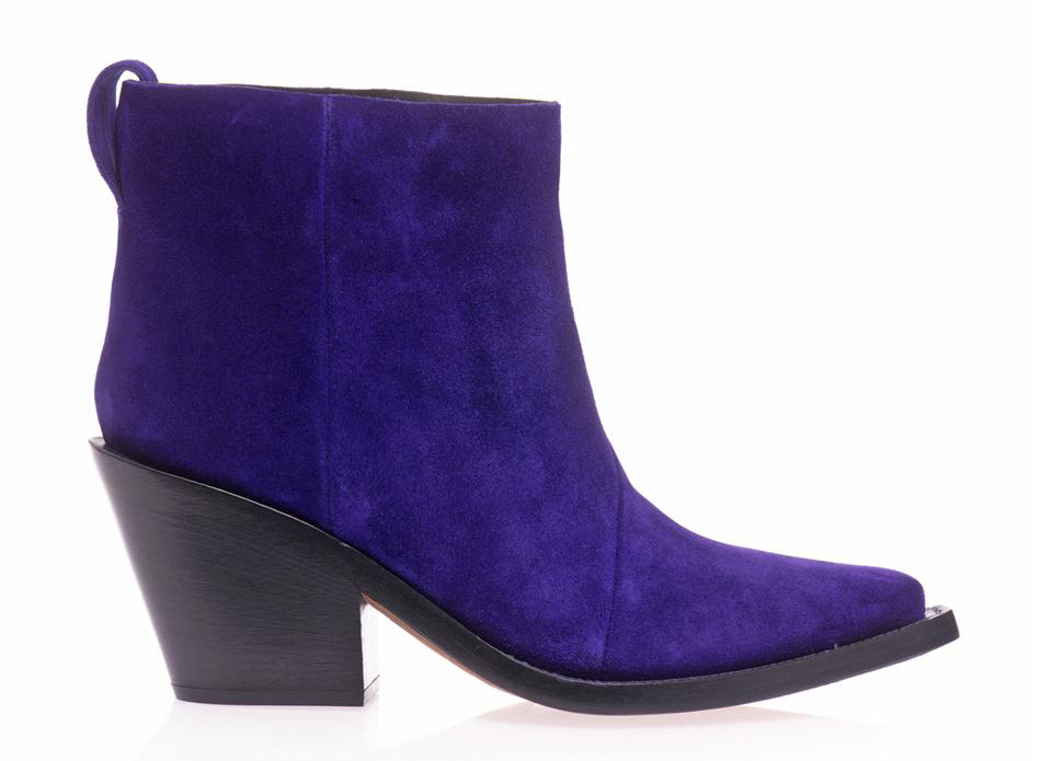 Acne Suede Donna Boots