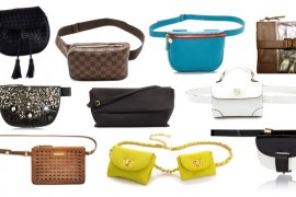 14 Belt Bags to Wear this Summer