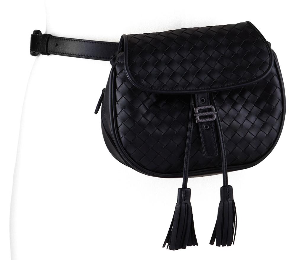 Bottega Veneta Intrecciato Small Belt Bag