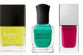 5 Bright Nail Polishes Perfect for the Summer Heat