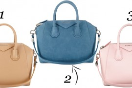 Givenchy Antigona 3 Colors