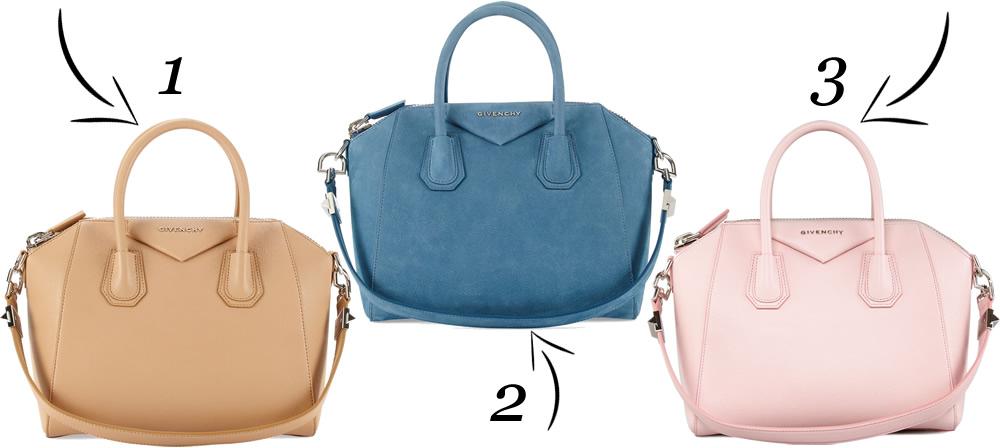 Givenchy Antigona 3 Colors