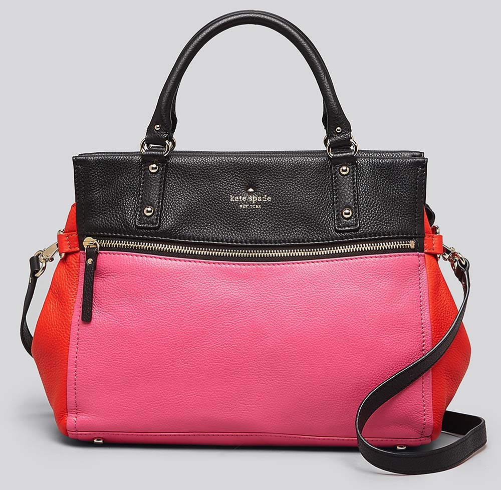 Kate Spade Cobble Hill Colorblock Little Murphy Satchel