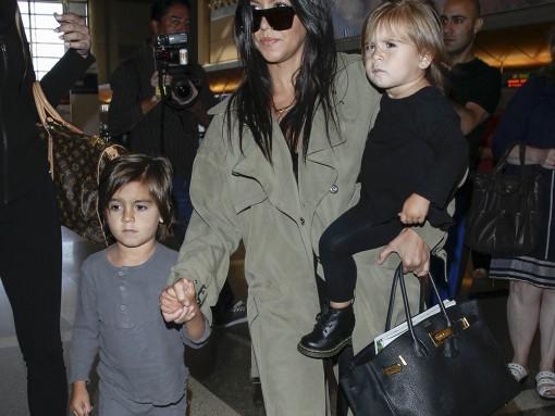 Kourtney Kardashian Hermes Birkin