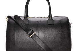 Man Bag Monday: Marc Jacobs Leather Duffel