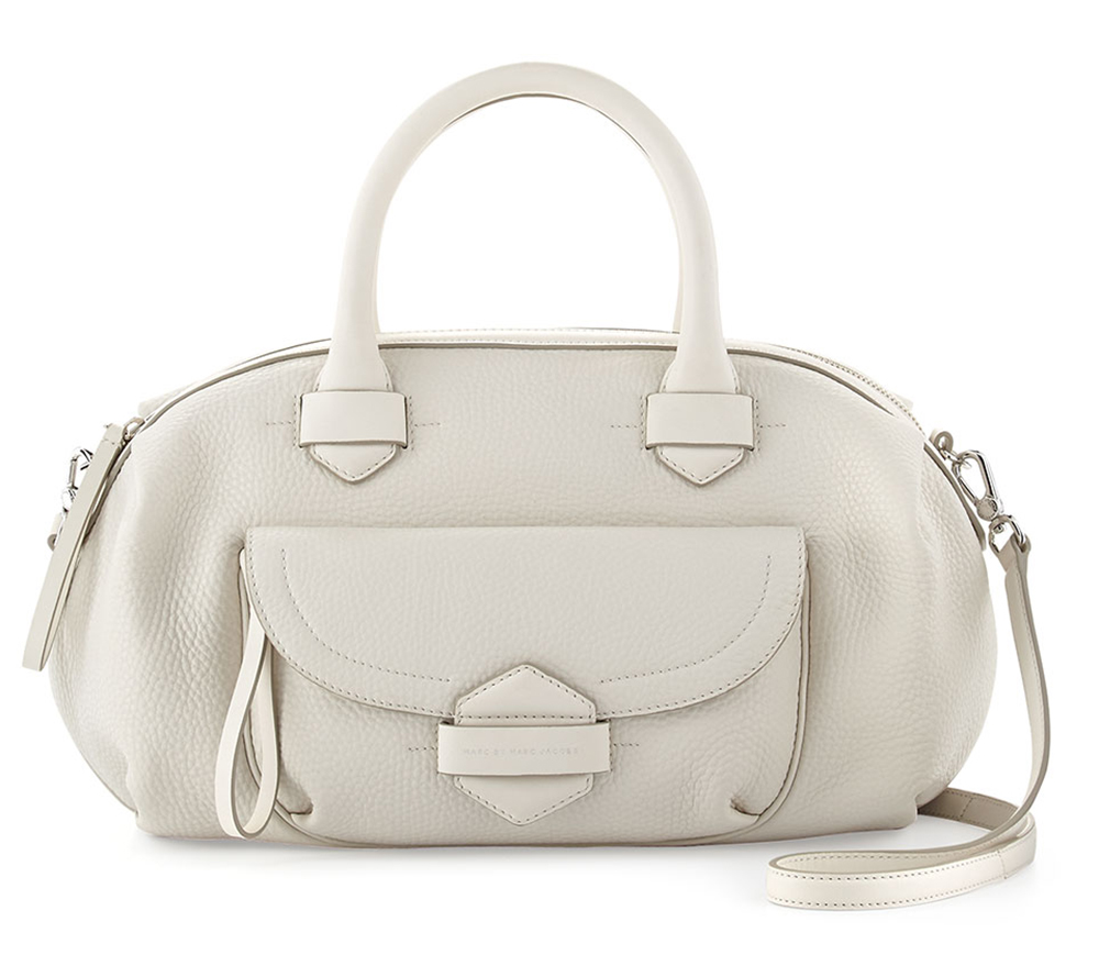 Marc by Marc Jacobs Half Pipe Pebbled Duffel Bag