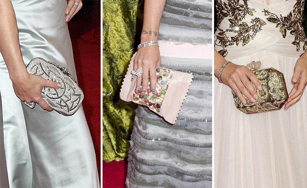Met Gala 2014 Handbags