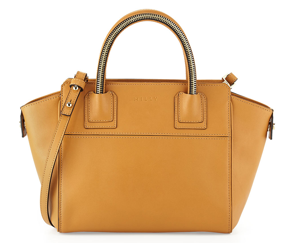 Milly Logan Small Satchel