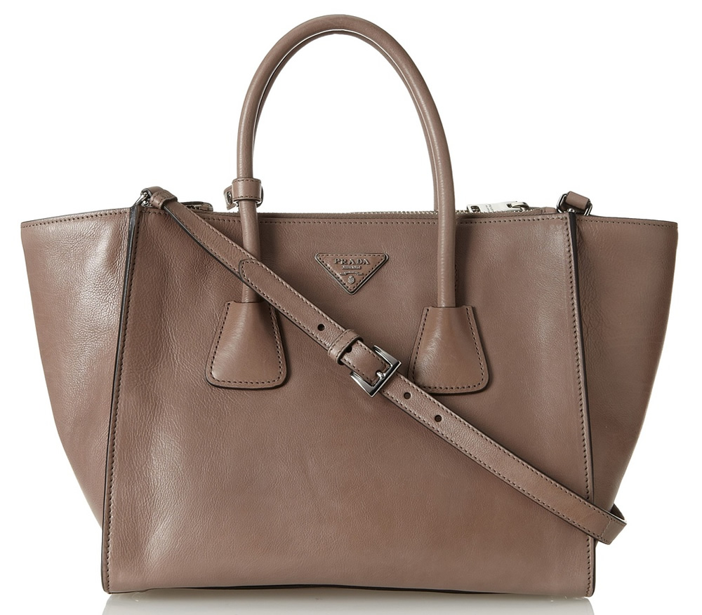 Prada Cross-Body Satchel