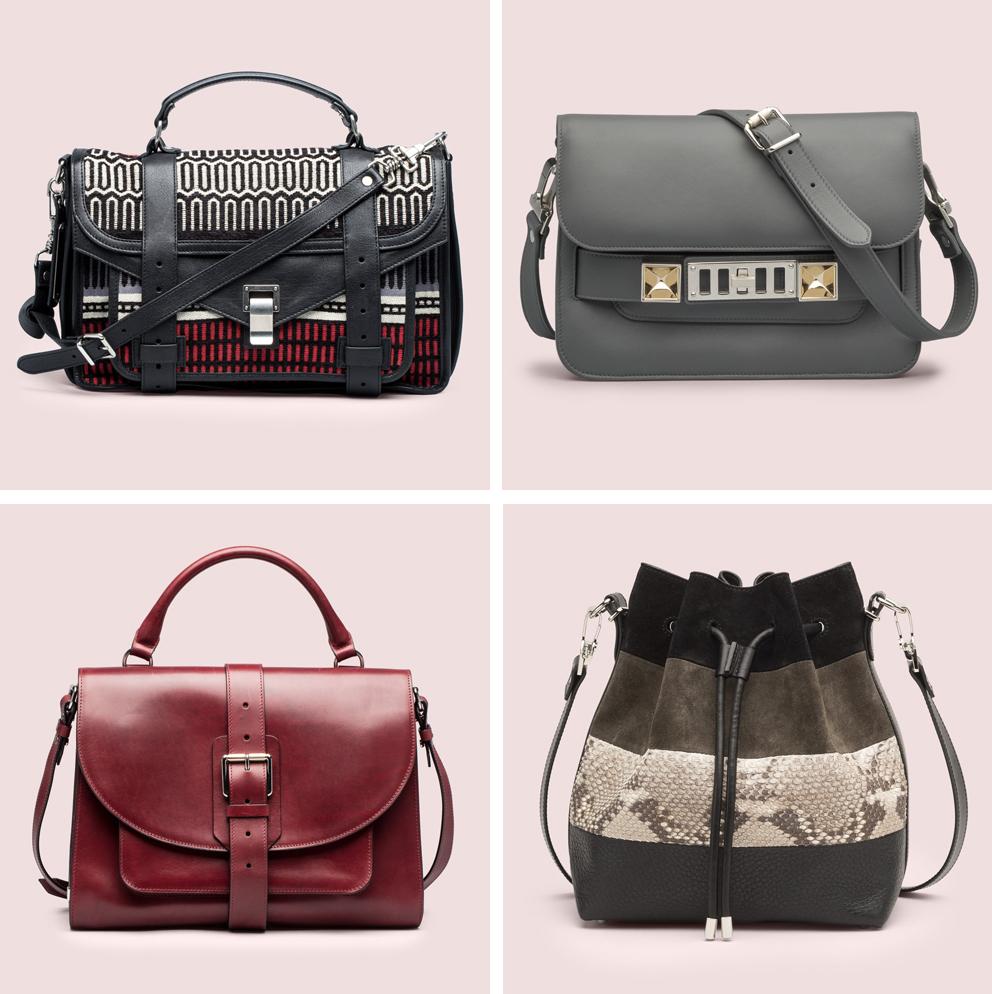 Proenza Schouler Pre-Fall 2014 Bags
