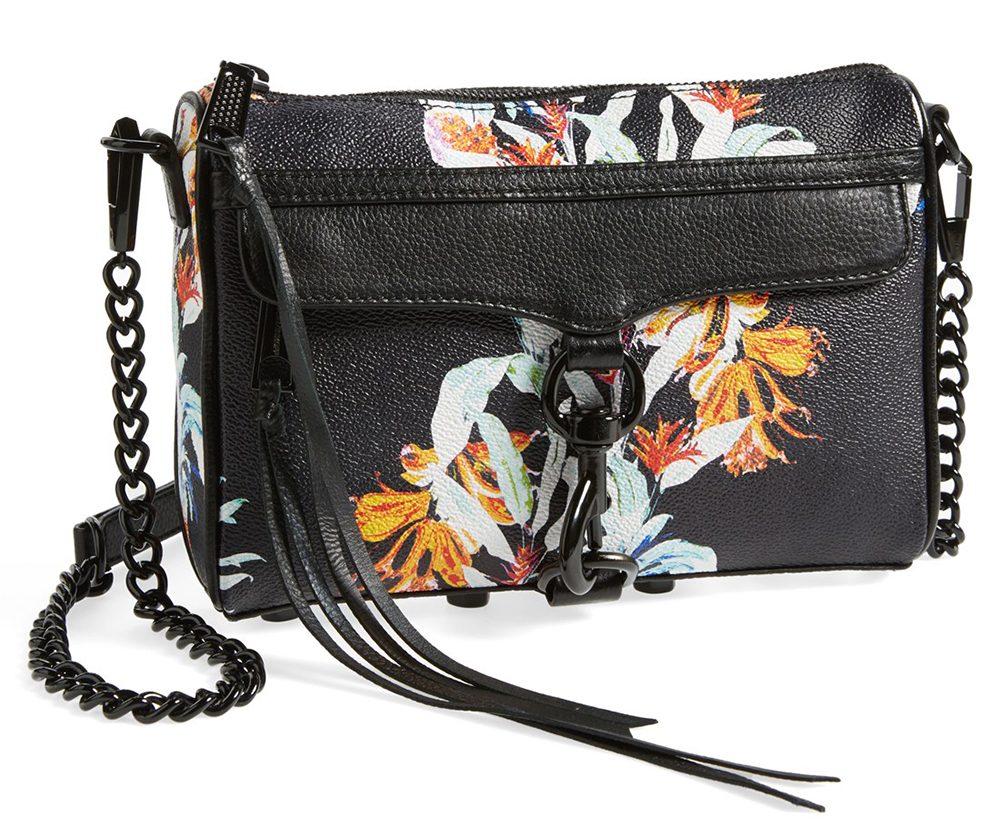 Rebecca Minkoff Floral MAC Bag