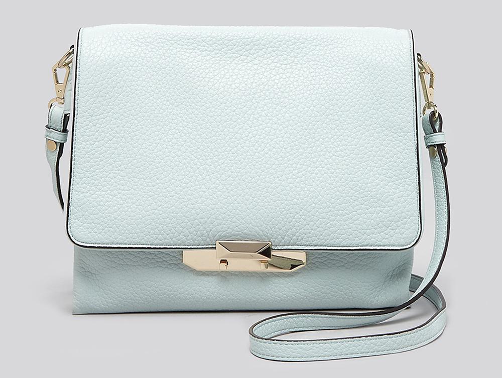 Rebecca Minkoff Leo Flat Crossbody Bag