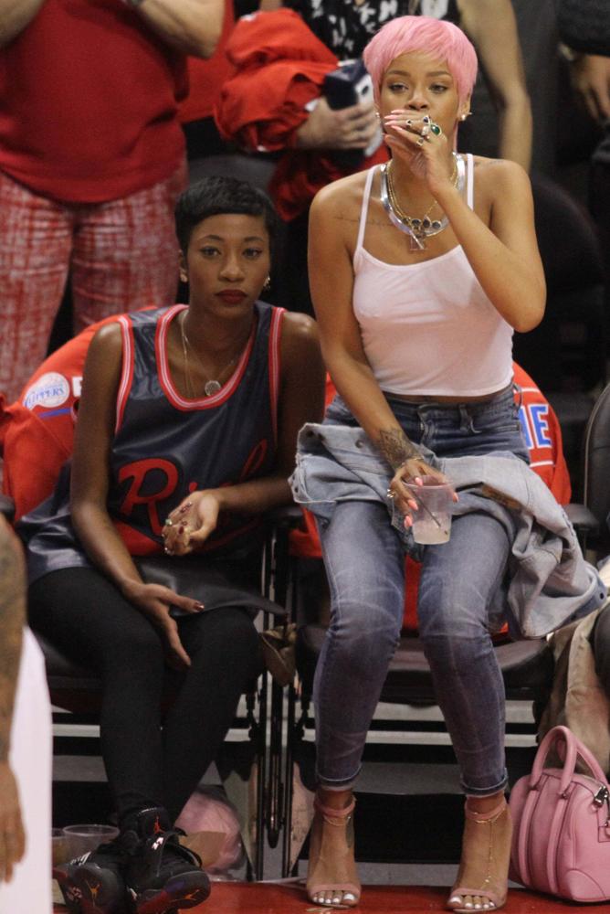 Rihanna Givenchy Lucrezia Bag 3