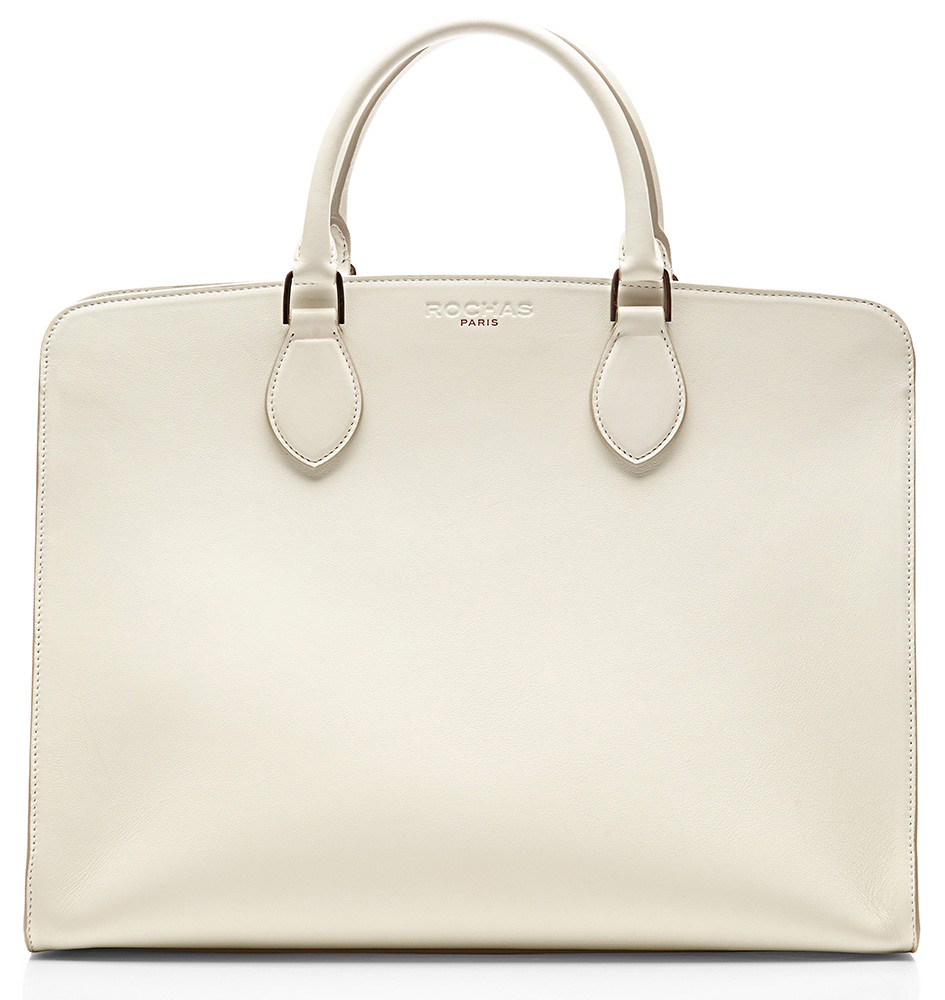 Rochas Nina Leather Tote