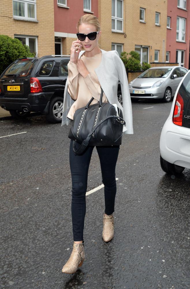 Rosie Huntington-Whiteley Givenchy Lucrezia Bag-1