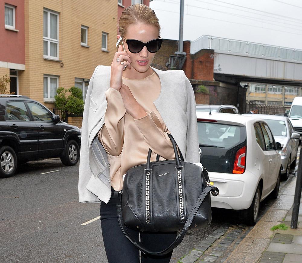 Rosie Huntington-Whiteley Givenchy Lucrezia Bag