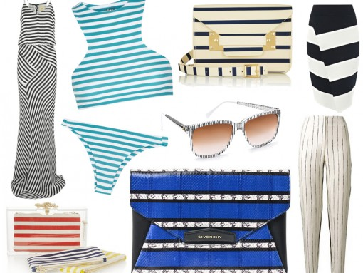 Want It Wednesday Spring Stripes
