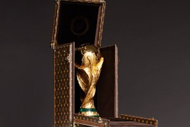 Louis Vuitton Will Once Again Encase the World Cup Trophy