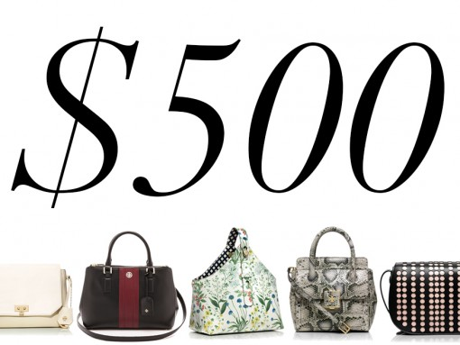 5 Under 500 Tory Burch Bags