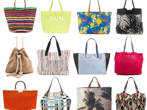 Beach Bags for Every Budget 2014