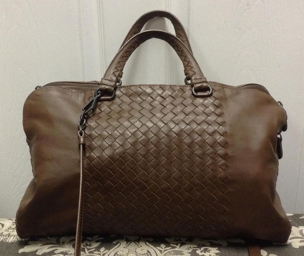Bottega Veneta Boston Bag
