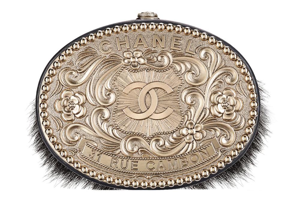Chanel Belt Buckle Minaudiere