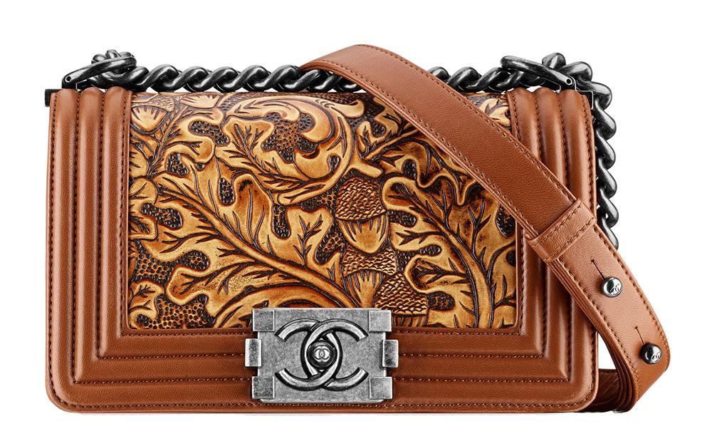 Chanel Boy Cordoba Flap Bag