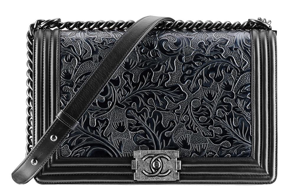 Chanel Boy Cordoba Large Flap Bag