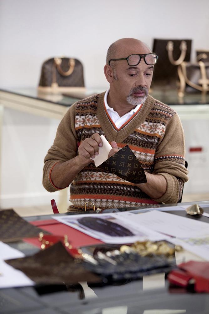 Christian Louboutin Louis Vuitton