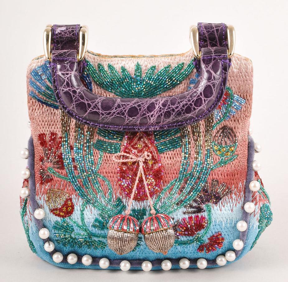 Fendi Limited Edition Beaded Bag
