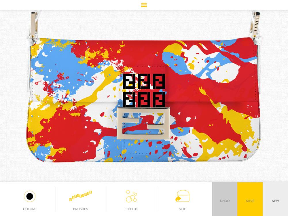 Fendi MyBaguette App 5