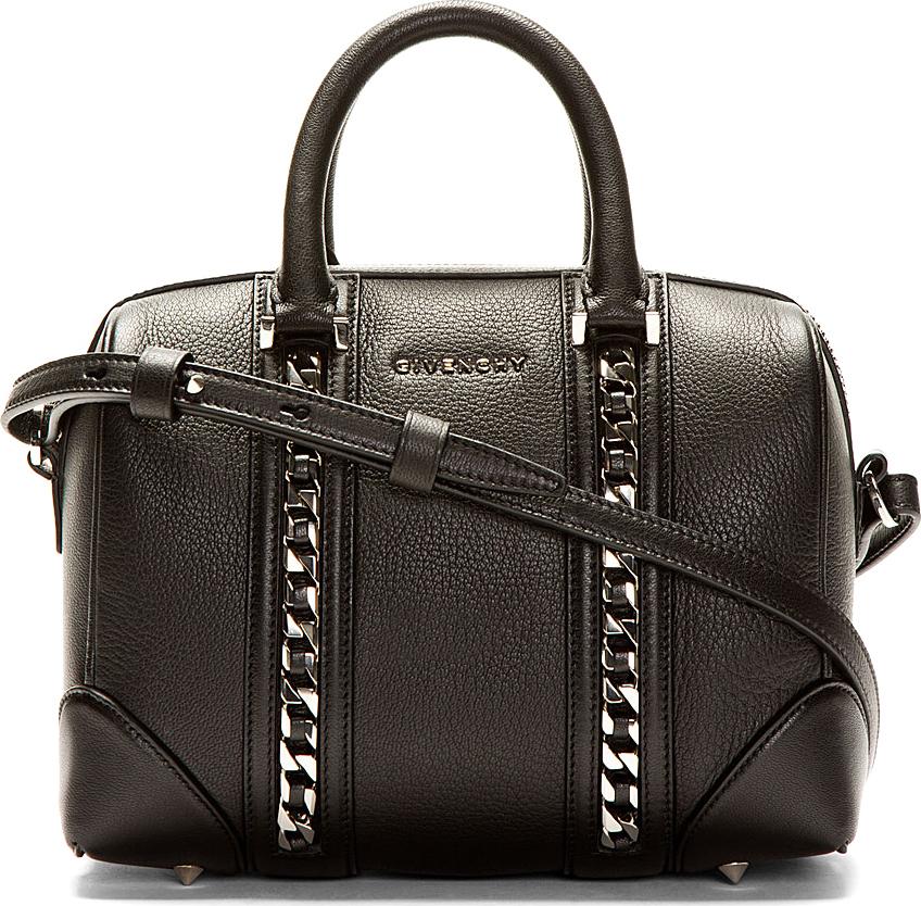 Givenchy Chain-Embellished Mini Lucrezia Bag