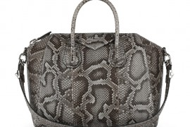 Givenchy's Fall-Winter 2014 Bags Have an Emphasis on Exotics