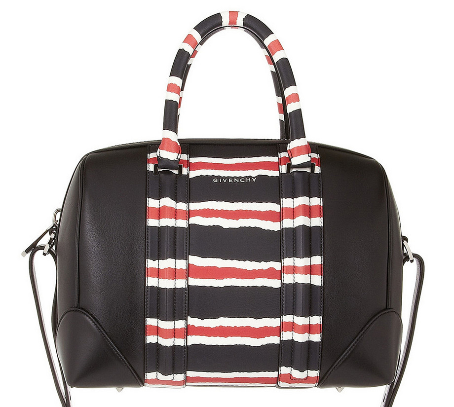 Givenchy Printed Leather Lucrezia Bag