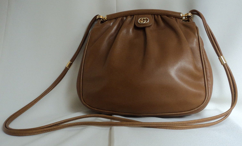 Gucci Vintage Shoulder Bag