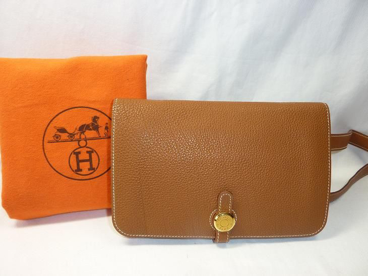 Hermes Convertible Dogon Bag