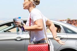 BREAKING: Hilary Duff Got a New Chanel Bag