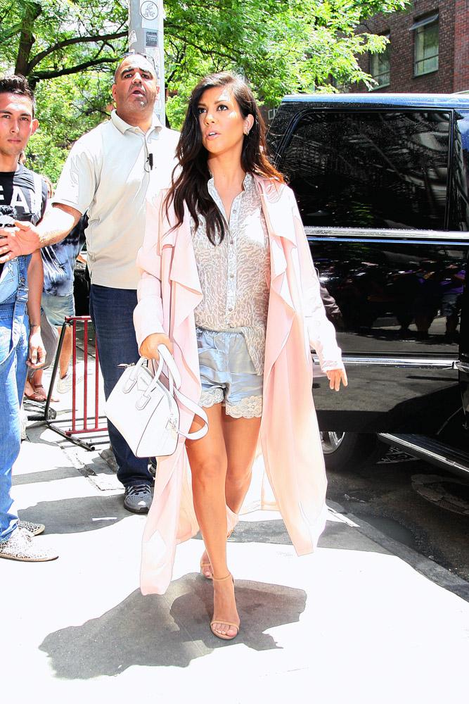 Kourtney Kardashian Givenchy Antigona Mini Bag-1
