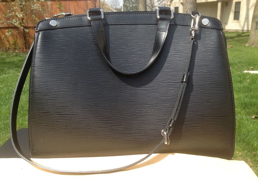 Louis Vuitton Brea Epi Bag