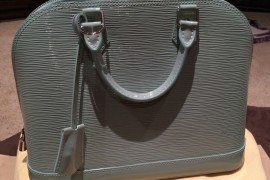 Louis Vuitton Epi Vernis Alma Bag