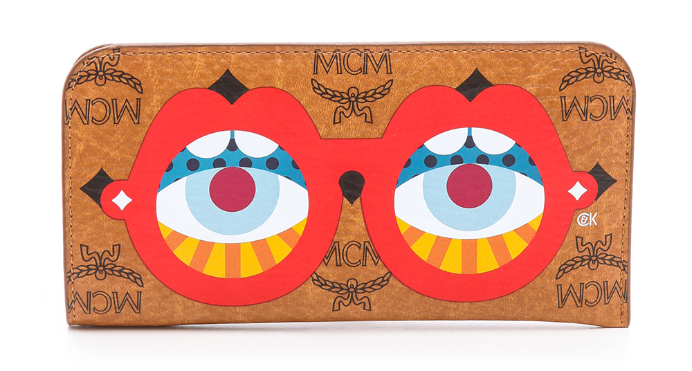 MCM Craig & Karl Limited Edition Sunglasses Case