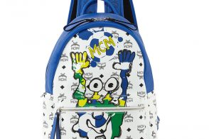 Love It or Leave It: MCM München Cute Monsters Soccer Special Edition Backpack
