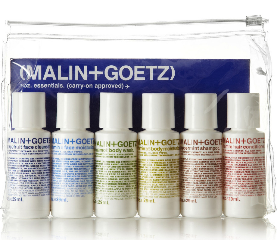 Malin and Goetz Essentials Travel Kit