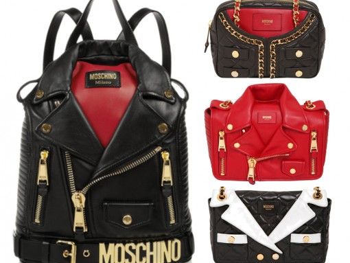 Moschino Jacket Bags