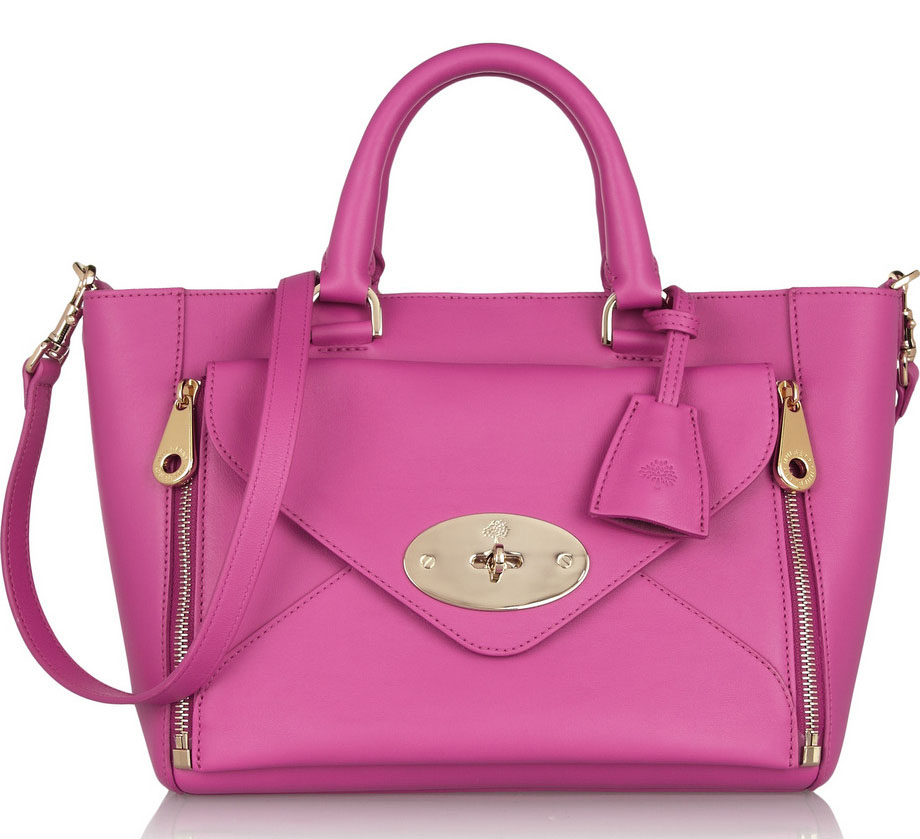 Mulberry Small Willow Tote