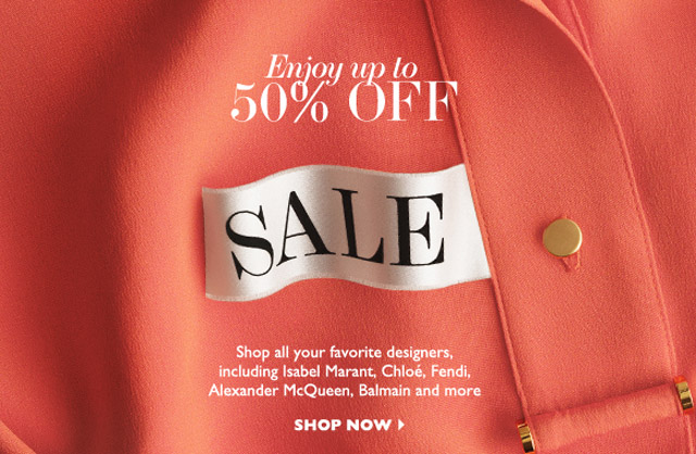 Net-a-Porter International Sale